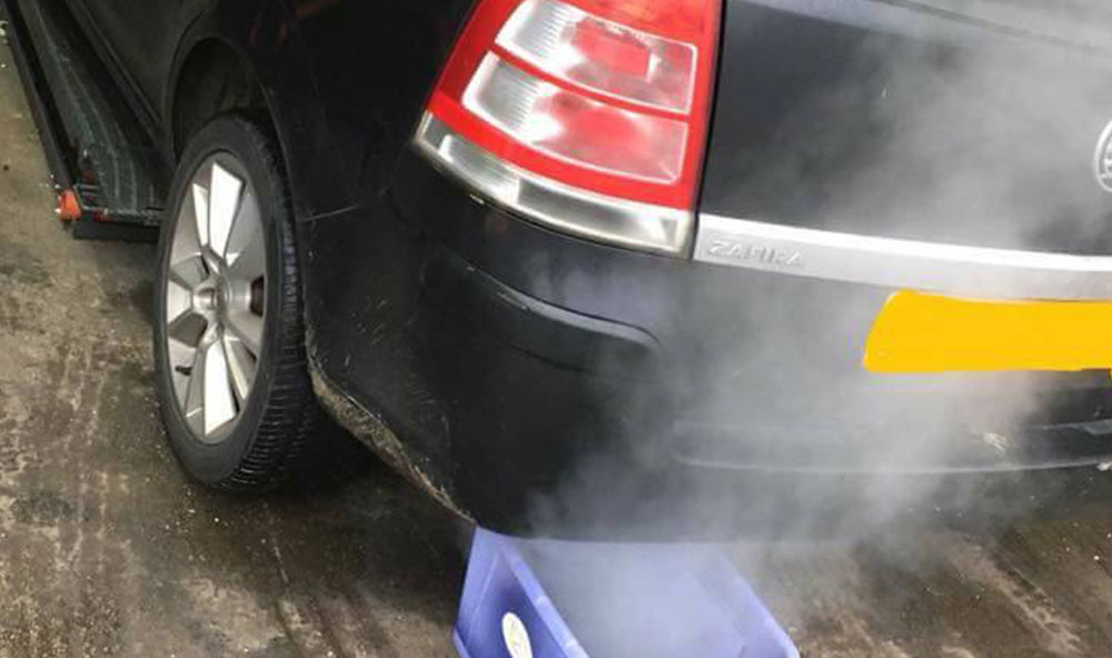 Another DPF problem fixed in North Wales