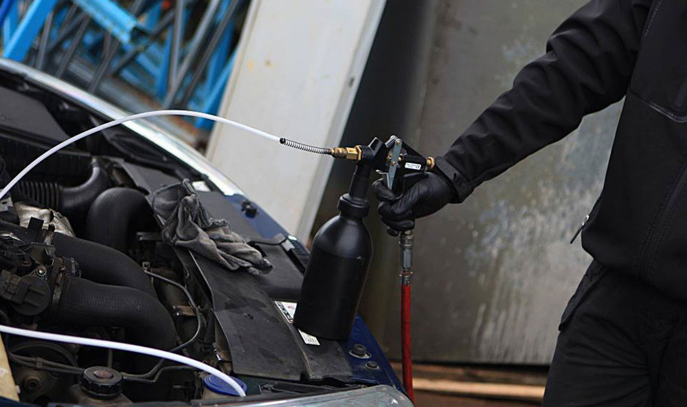 DPF Clean A Peugeot 407 1.6 HDI