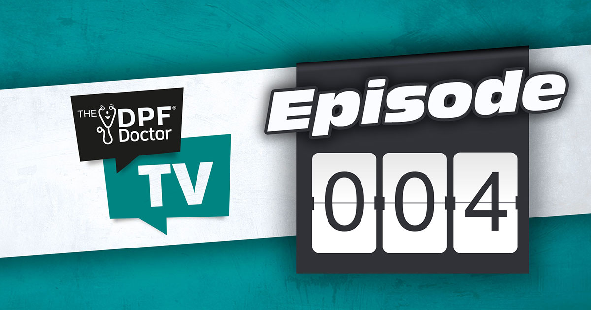 The DPF Doctor TV Episode Four