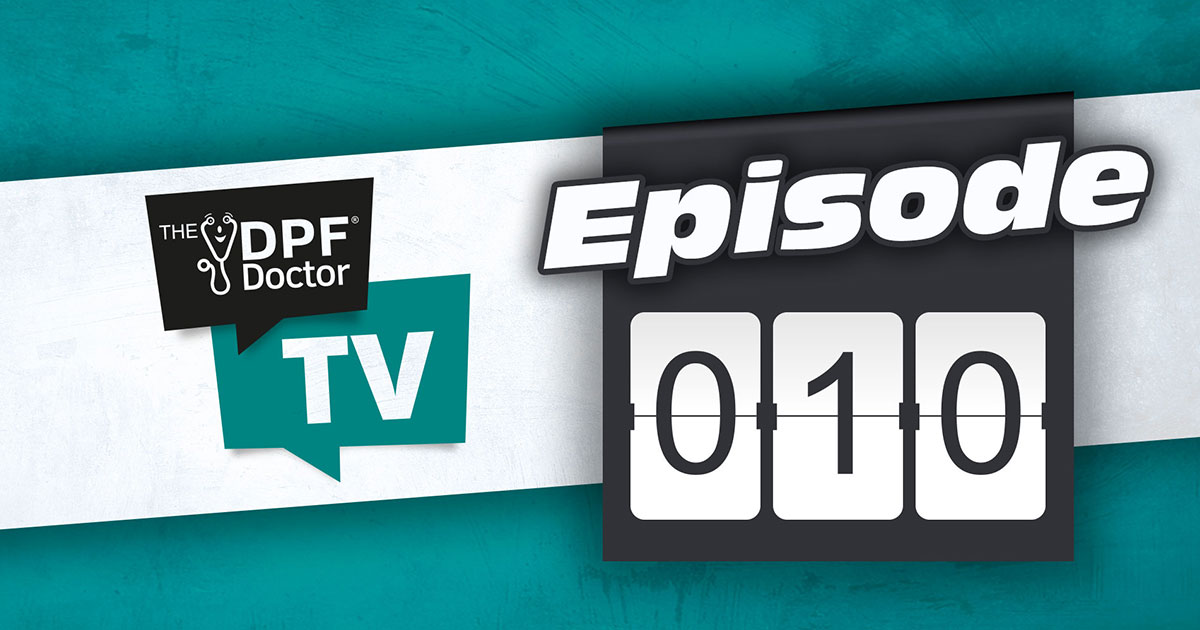 The DPF Doctor TV Episode 10