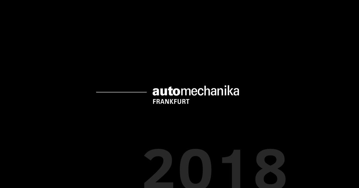 Automechanika – Frankfurt 2018