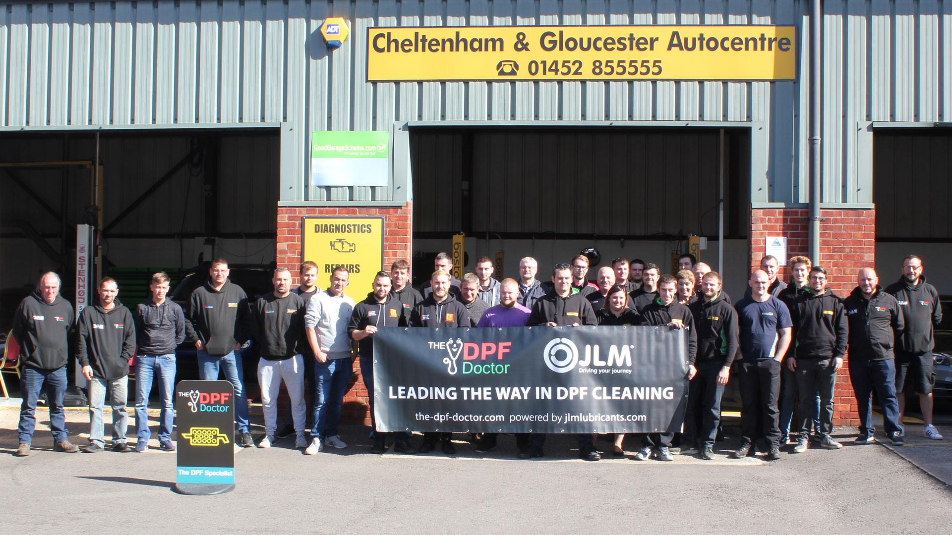 Gloucester Training Day