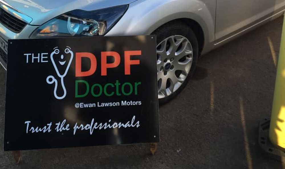 2009 Ford Focus – DPF being Blamed