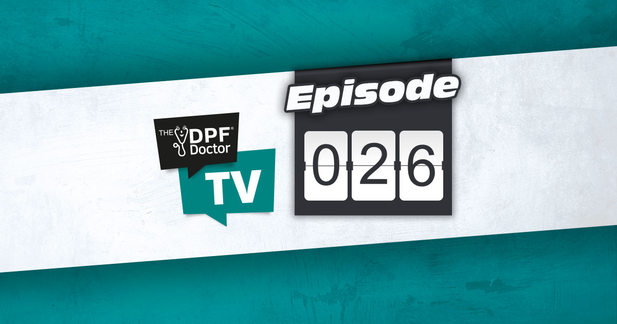 The DPF Doctor TV Episode 26