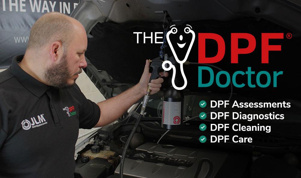 DPF Cleaning Darwen
